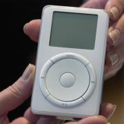 The Original Apple iPod now a classic retro device i...