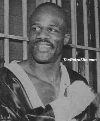 James Scott (boxer) James Scott Prisoner Boxer The Retro Site