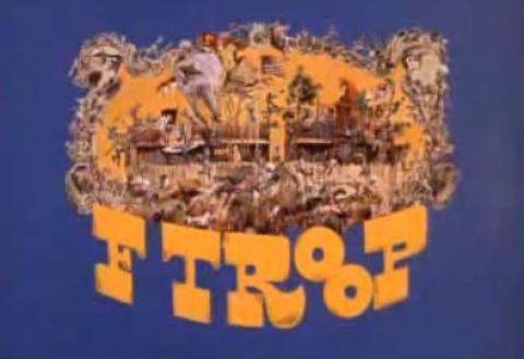 F Troop Season 2 Opening