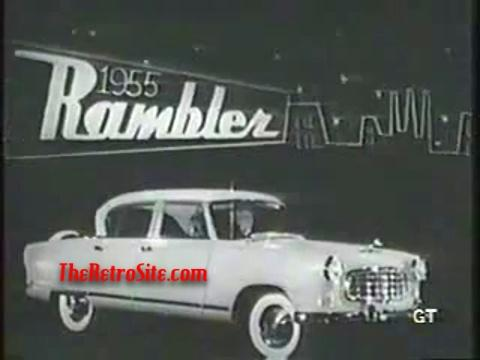 1955 Nash Rambler