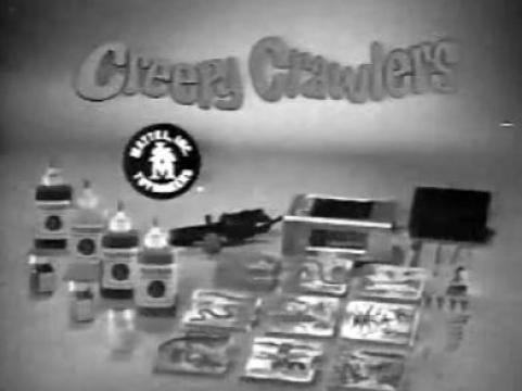 Creepy Crawlers TV Commercial