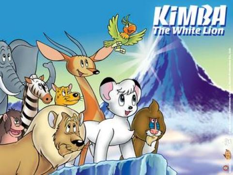 Kimba The White Lion