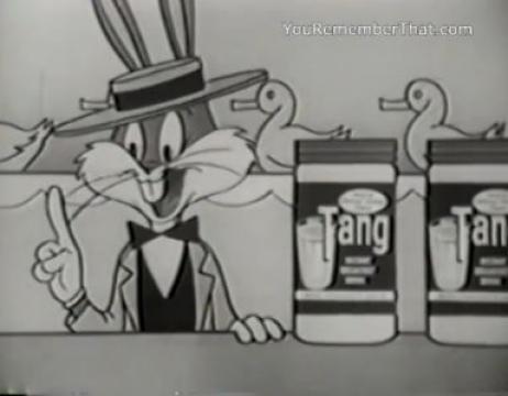 Bugs Bunny For Tang