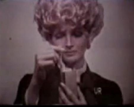 Virginia Slims Commercial