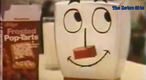 Pop Tarts With Milton The Toaster