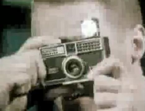 1960s GoGo Kodak Instamatic Commercial