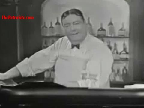 Jackie Gleason As Joe The Bartender