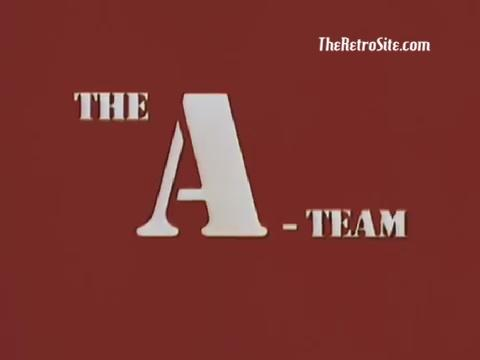 The A-Team Intro