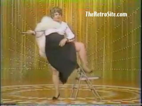 Miss Peggy Guy on The Gong Show
