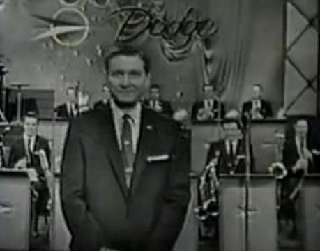 1957 Dodge Advertisement Featuring Lawrence Welk