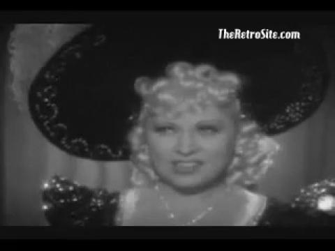 Mae West - Willie of the Valley