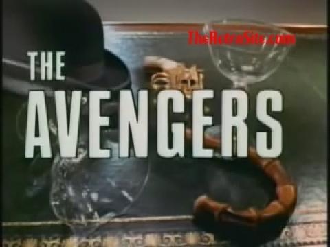 The Avengers Intro 1965