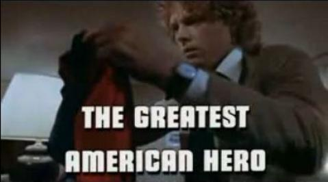Greatest American Hero TV Intro